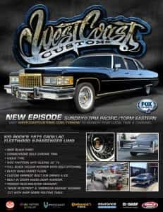 West Coast Customs Kid Rock Cadillac Limo