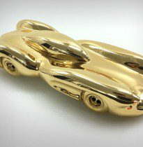 GOLD CHROME