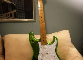 West Coast Customs Guitar